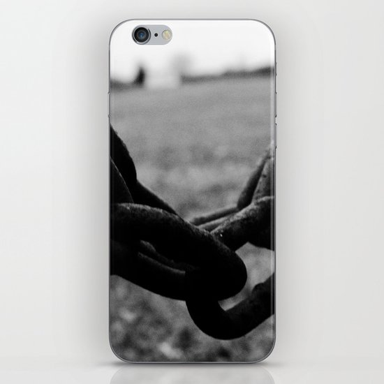 Chained iPhone & iPod Skin