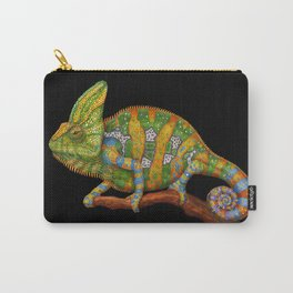 Veiled Chameleon Carry-All Pouch