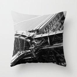 Manhattan Bridge 1 Throw Pillow