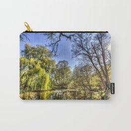 The Willow Tree Pond Carry-All Pouch