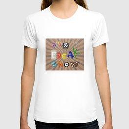 It's a freak show T-shirt