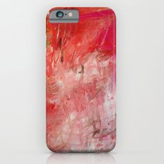 Cover Your Tracks iPhone 6 Slim Case