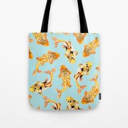 Goldfish #society6 #decor #buyart Tote Bag