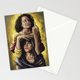 Broad Saints Stationery Cards