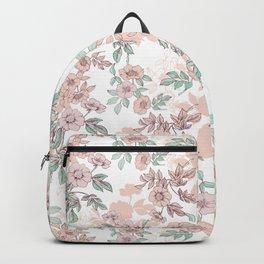 Timeless rose Backpack