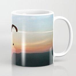 Sunset Paraglide Coffee Mug