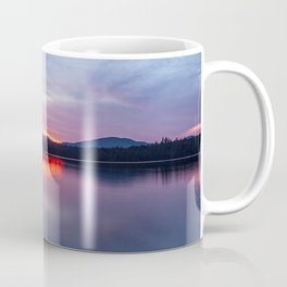 evening on raquette lake Coffee Mug