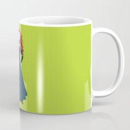 Merida from the Brave Coffee Mug