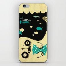 Panda Seal iPhone & iPod Skin