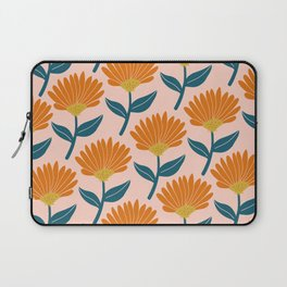 Floral_pattern Laptop Sleeve