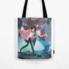 Return of the Heart Tote Bag