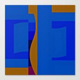 Bluevue Me Already Canvas Print