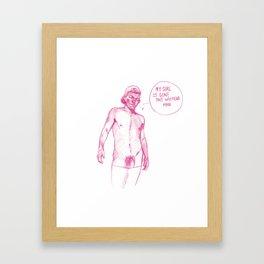 FAG 09 Framed Art Print