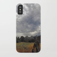 The big Picture Slim Case iPhone X