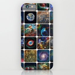 The Amazing Universe - Collection of Satellite Imagery iPhone Case