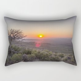 Sunrise on Elam Rectangular Pillow