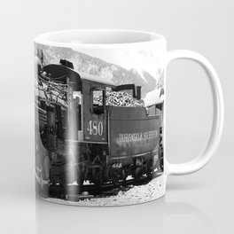 Durango - Silverton Engine 480 Coffee Mug