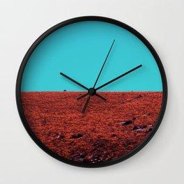 Spliiit Wall Clock