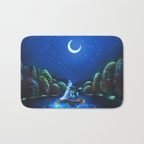 A Wondrous Place Bath Mat