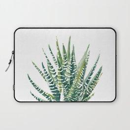 Zebra Cactus Laptop Sleeve