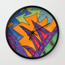 Unwound Constraint Wall Clock