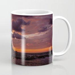 Seggiola del Papa al tramonto Coffee Mug