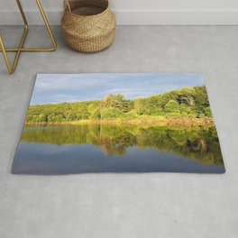 Nature at its Best - Mirror Landscape Rug