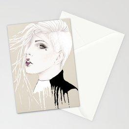 NEOPUNK Stationery Cards
