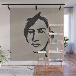 """BREATHE"" Wall Mural"