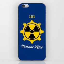 Vault 101 iPhone Skin
