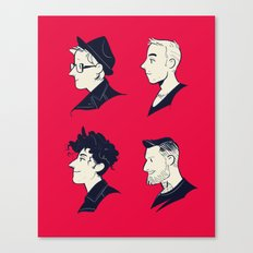 We Are the Fall Out Canvas Print