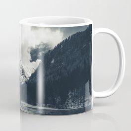 Darkness and rain at Zgornje Jezersko, Slovenia Coffee Mug