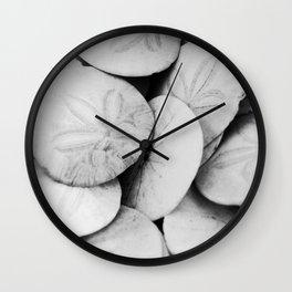 Sandollars Wall Clock