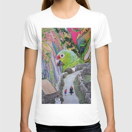 Parrot Path T-shirt