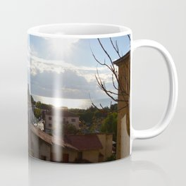 Historic Scalea In Calabria Coffee Mug