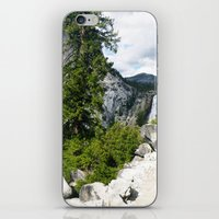 yosemite iPhone & iPod Skins featuring Yosemite by radiantasthesun