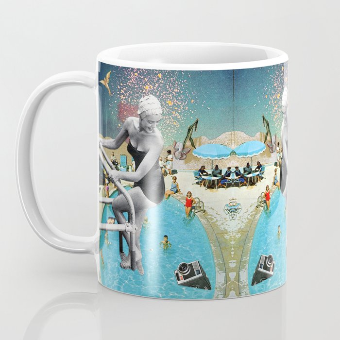 Happy Hippy Hippo Coffee Mug