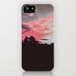 Colored clouds 2 iPhone Case
