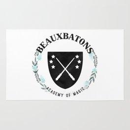 Beauxbatons Academy of Magic Rug