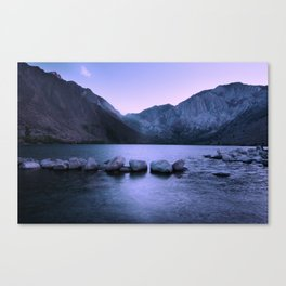 Convict Lake Canvas Print