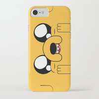 jake iPhone & iPod Cases featuring Adventure - Jake by Alessandro Aru