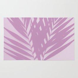 Palm Leaves #2 #Plum #decor #art #society6 Rug