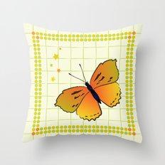 A Handkerchief Throw Pillow