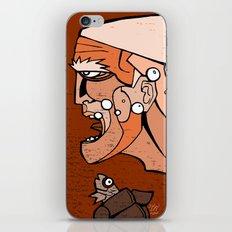Aguaman iPhone & iPod Skin