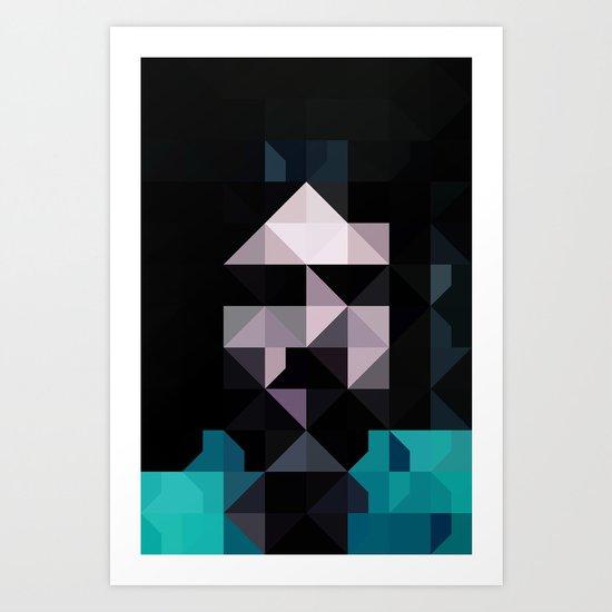 Lyok Art Print