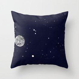 starsaligned//jj1418 Throw Pillow