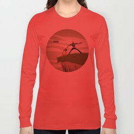 A Daring Escape Long Sleeve T-shirt