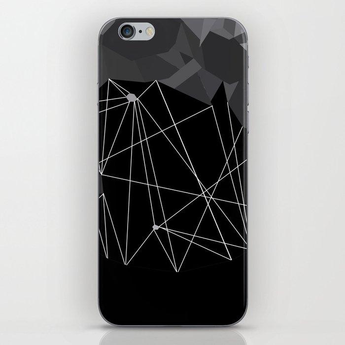 Moon Beams iPhone Skin