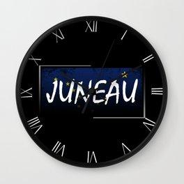 Juneau Wall Clock