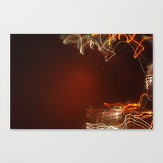 Crescent. Canvas Print